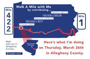 walk a mile with joe sestak